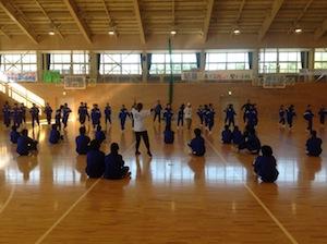 岩手県 陸前高田市立第一中学校