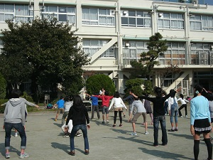 東京都 世田谷区立等々力小学校