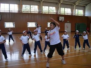 福島県 浅川町立白石小学校
