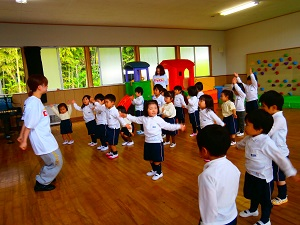 福島県 勿来リズム幼稚園