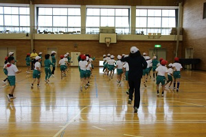 福島県 福島市立御山小学校