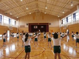 福島県 いわき市立四倉小学校