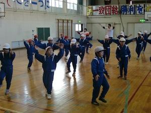 岩手県 奥州市立上野原小学校
