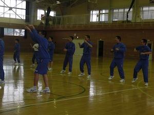 岩手県 野田町立野田中学校
