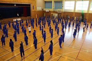 宮城県 多賀城市立第二中学校