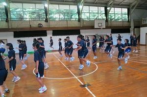 福島県 いわき市立三和中学校