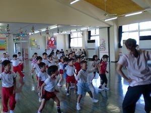 京都府 うぐいす第二幼稚園