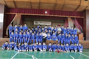 宮城県 仙台市立鶴ケ谷中学校