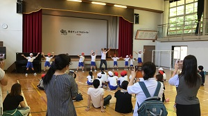 福島県 郡山市立海老根小学校