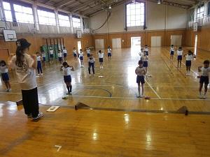 福島県 いわき市立好間第二小学校
