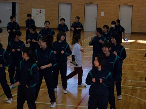 岩手県 洋野町立大野中学校