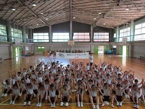 福島県 福島市立森合小学校