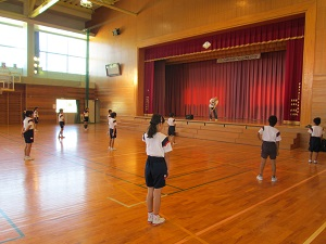 富山県 富山市立神明小学校