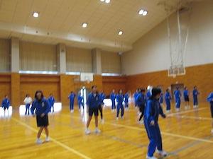 石川県 川北町立川北中学校