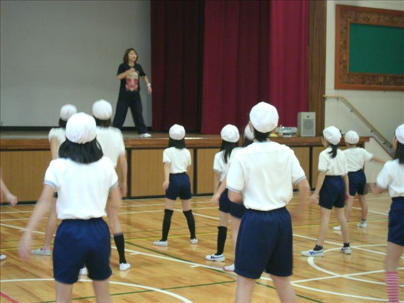 東京都 練馬区立光が丘春の風小学校