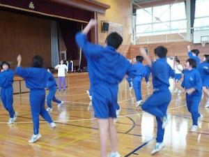 岩手県 陸前高田市立気仙沼中学校