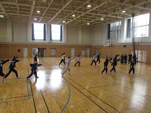 富山県 富山県立雄峰高等学校