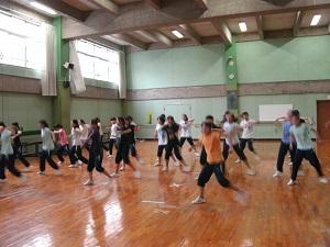 東京都調布市 桐明女子中学校