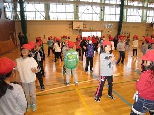 北海道 札幌市立豊園小学校 平成28年12月12日
