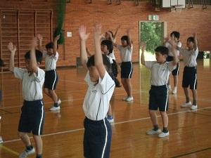 岩手県 陸前高田市立矢作小学校