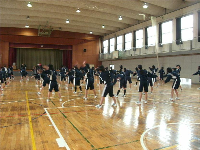 東京都 羽村市立羽村第三中学校