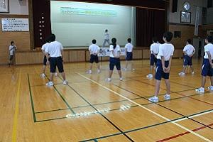 岩手県 一関市立本寺中学校