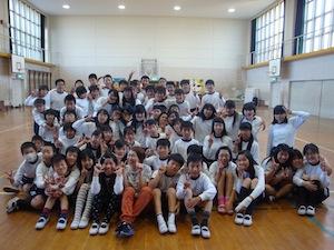 大阪府 泉大津市立条南小学校 平成25年11月26日