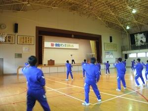 岩手県 奥州市立南都田中学校