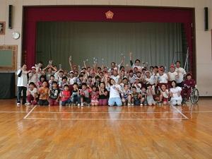 岩手県 遠野市立達曽部小学校