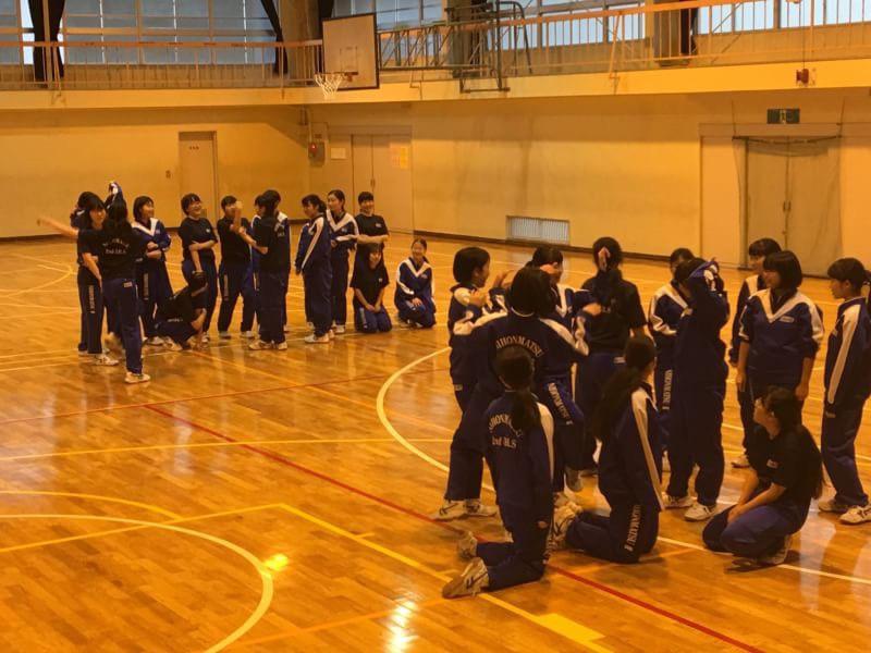 福島県 二本松市立二本松第二中学校