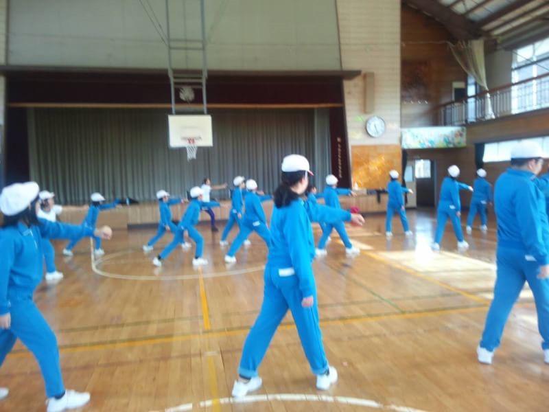 福島県 二本松市立新殿小学校