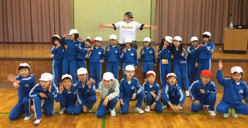 福島県 福島市立湯野小学校