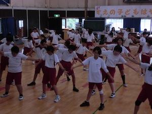 宮城県 石巻市立須江小学校 平成25年10月2日