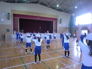 愛媛県 砥部町立宮内小学校