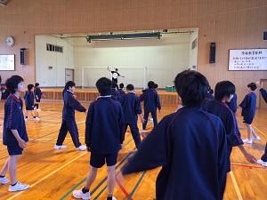 北海道 札幌市立明園中学校