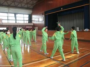 茨城県 石岡市立府中中学校