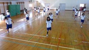 高知県 南岡市立久礼田小学校