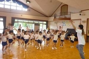 宮城県 塩釜カトリック幼稚園