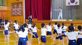 大阪府 学校法人白頭学院建国小学校