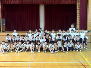 大阪府 和泉市立光明台南小学校