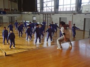 岩手県 花巻市立湯本中学校