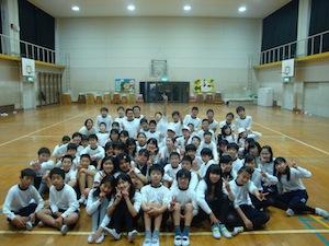 大阪府 泉大津市立条南小学校 平成25年11月25日