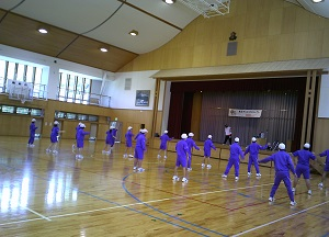 福島県 猪苗代町立東中学校