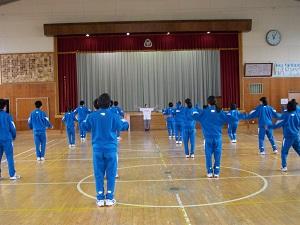 岩手県 久慈市立侍浜中学校