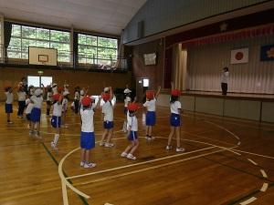 福島県 田村市立滝根小学校
