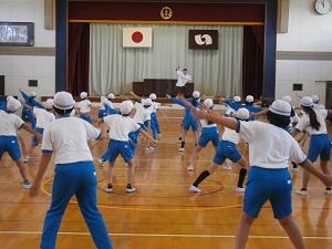 福島県 いわき市立汐見が丘小学校