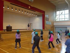 北海道 札幌市立本通小学校 平成25年11月7日
