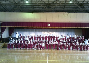 福島県 福島市立三河台小学校