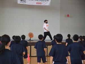 宮城県 富谷市立日吉台中学校