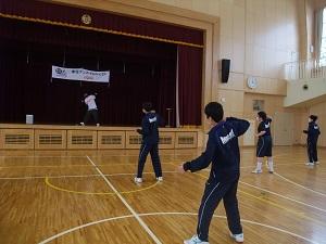 宮城県 東松島市立鳴瀬未来中学校